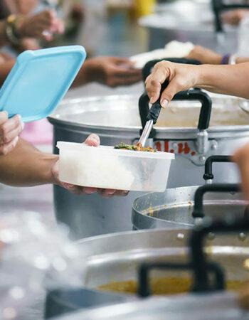 Madden Materials Food Bank & Community