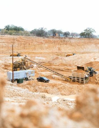 Madden Materials Sand Quarry